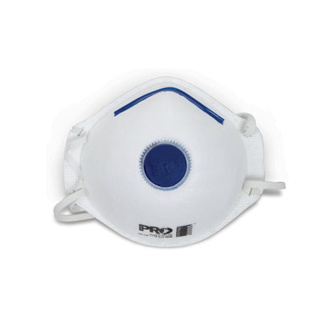 P2 Dust Mask with Valve Pkt 12