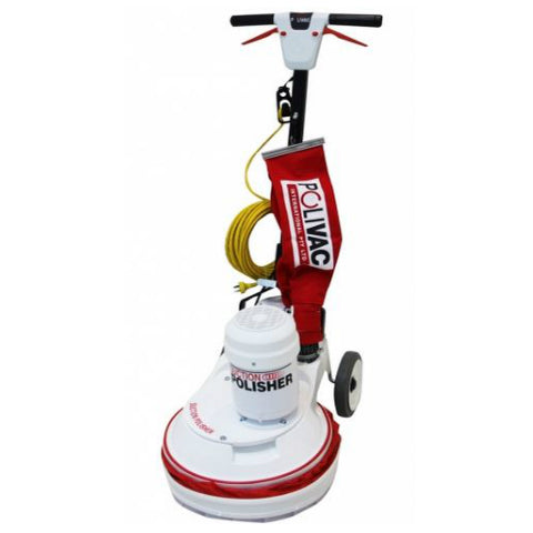Polivac Suction Polisher with Drive Board