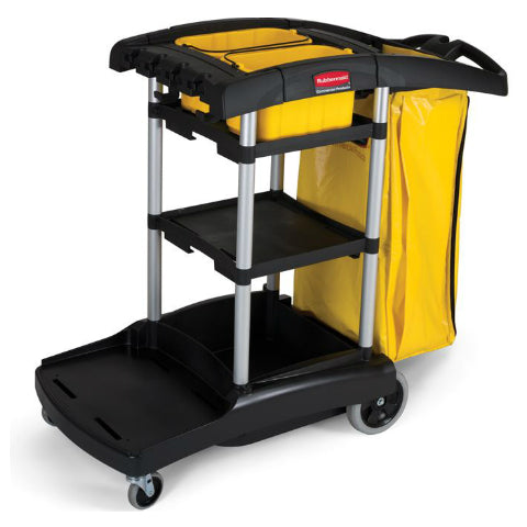 High Capacity Cleaning Cart