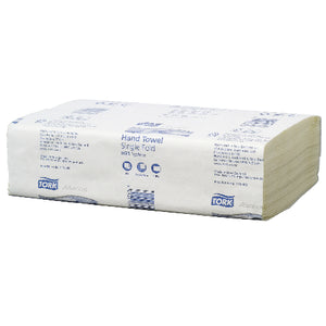 Tork Advanced Hand Towel Single Fold Carton 24 x 150 sheets