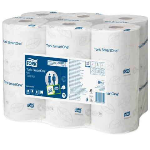 Tork SmartOne Mini Toilet Roll T9