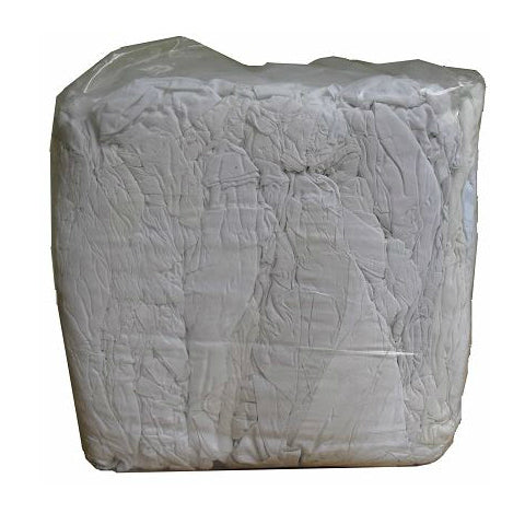White Cotton Rag 10KG