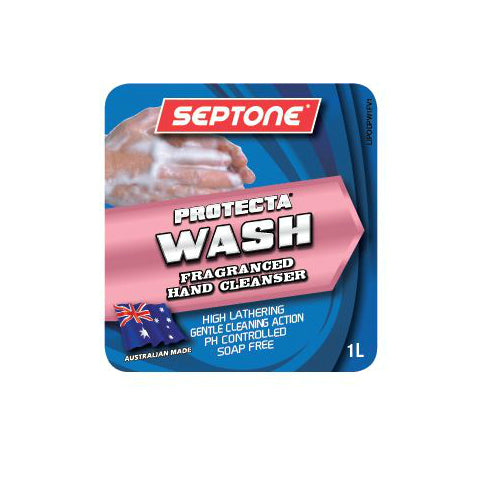 Septone Protecta Wash Liquid Hand Cleanser Pod M2-1L