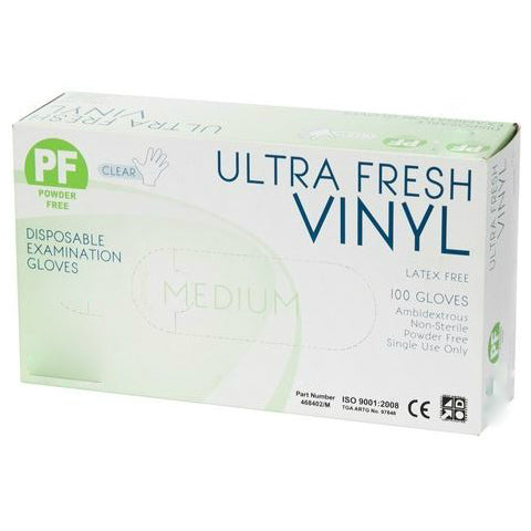 Vinyl Powder Free Box 100