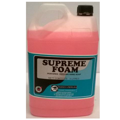 SUPREME FOAM HAND SOAP 5L