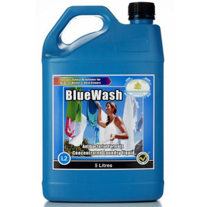 Blue Wash Laundry Liquid 5L