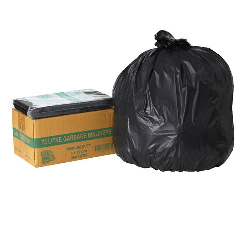 72L General Duty Garbage bags 250