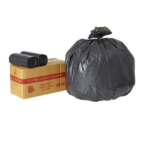 72L Garbage Bag Roll Carton 250