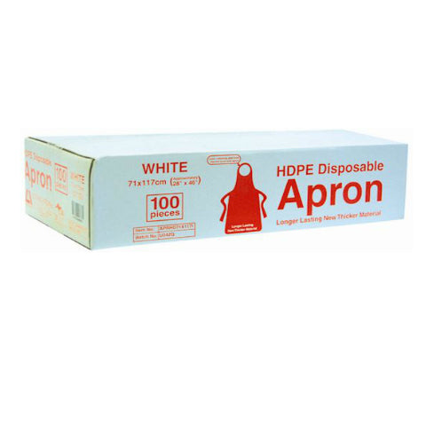 Disposable Apron Packet 100