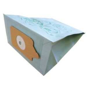Disposable Paper Bags to suit Numatic Henry and Junior Hospital Vac Pkt 10