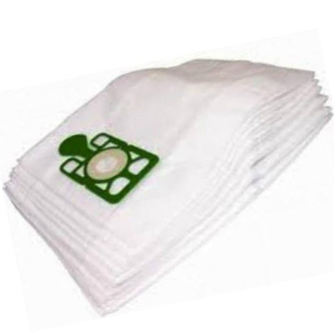 Disposable Synthetic Bags to suit Numatic Henry and Junior Hospital Vac Pkt 10