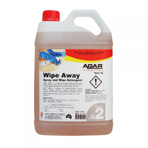 Agar Wipe Away