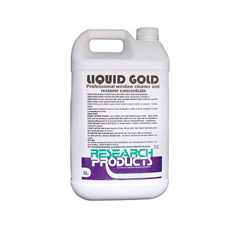 Liquid Gold Window Cleaner 5L