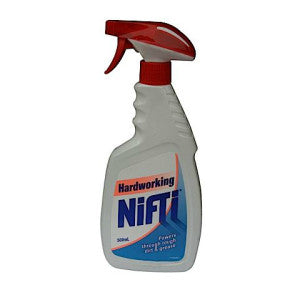 Nifti Spray and Wipe Cleaner 500ml