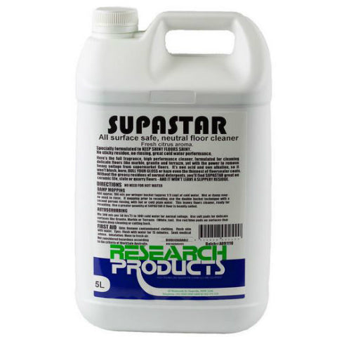 Supastar Neutral Floor Cleaner