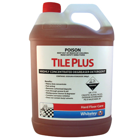 Tile Plus Tile Cleaner 5L