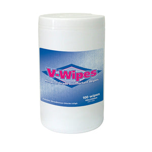 V-Wipes Carton 4 x 100 wipes