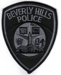 (Ca.) Beverly Hills PD K-9