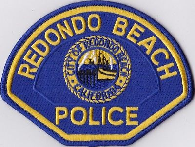 (Ca.) Redondo Beach PD K-9