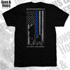 Hawthorne Police K-9 We Own The Night (Crew Neck)