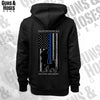 Hawthorne Police K-9 We Own The Night (Pullover Hoodie)