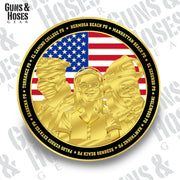 Area G / South Bay Challenge Coin