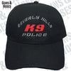 Beverly Hills PD K-9 Hat (Velcro)