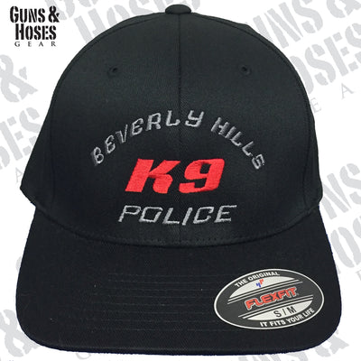 Beverly Hills PD K-9 Hat (Flexfit)