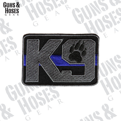 K9 TBL Patch