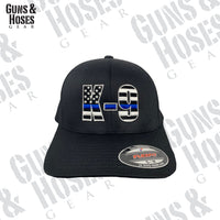 K-9 Thin Blue Line Hat