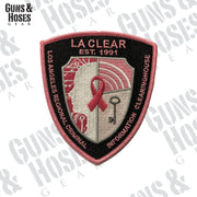 LA CLEAR 2019 Pink Patch