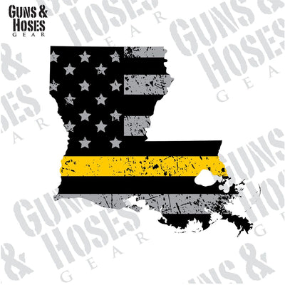 Louisiana Sticker Decal