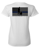 Redondo Beach Police K-9 TBL Flag (Women)