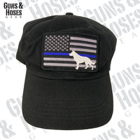 USA TBL Flag with Dog Dad's Hat