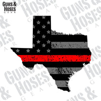 Texas Sticker Decal