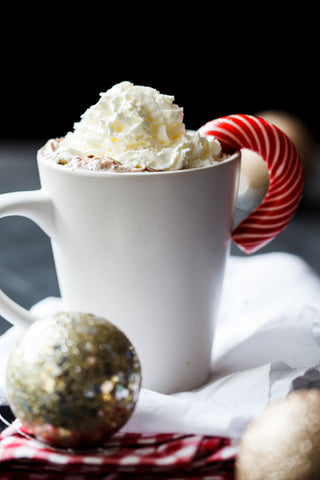 classic holiday hot chocolate