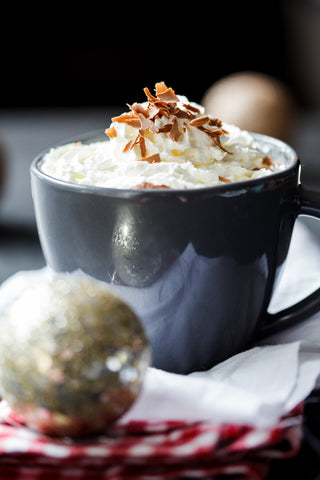 hot chocolate for grown-ups