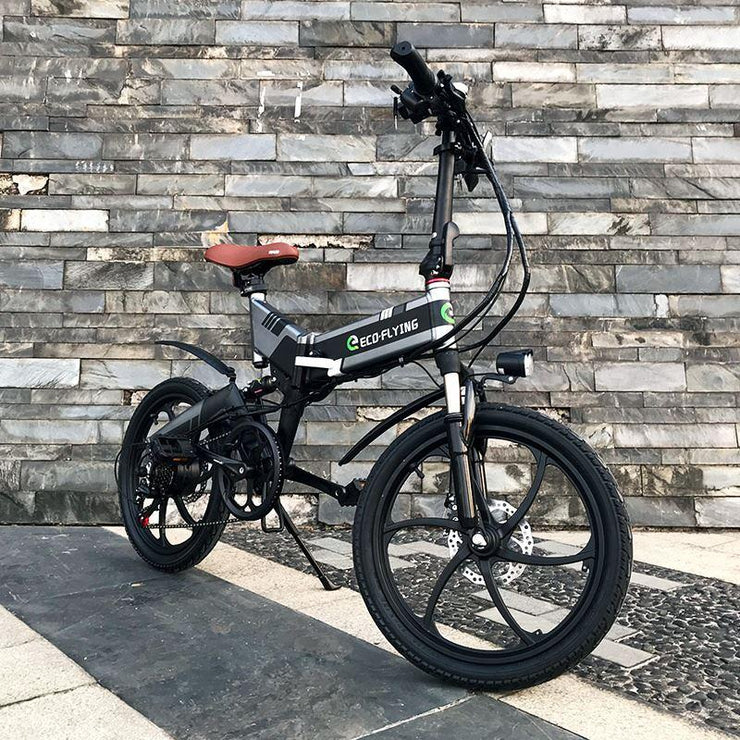 E-Pro Glide F501 Electric Bike E-Bike ECO-FLYING