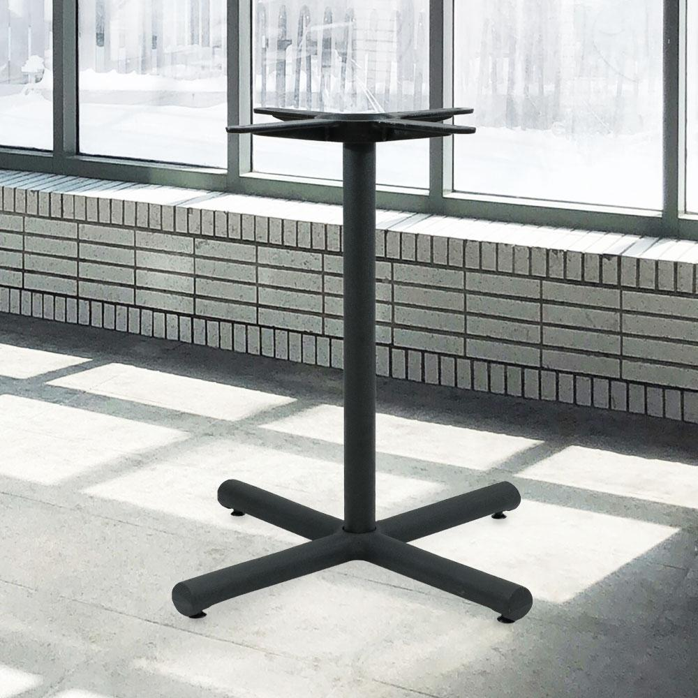 1200 Series Cast Iron Table Base #base size_28''