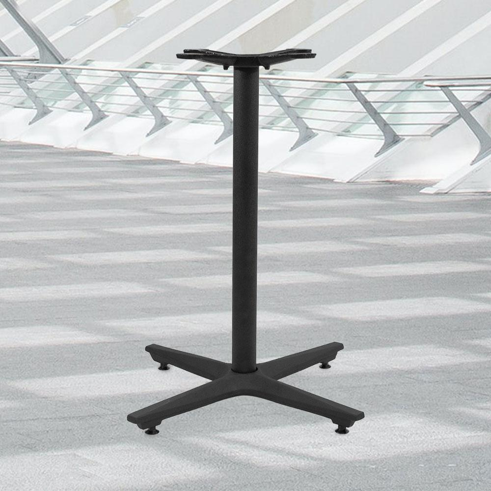 2900 Series Cast Iron Cross Table Base #base size_18''