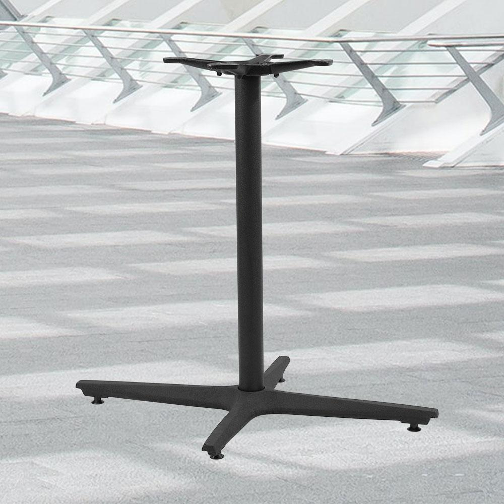 2900 Series Cast Iron Cross Table Base #base size_22'' X 30''
