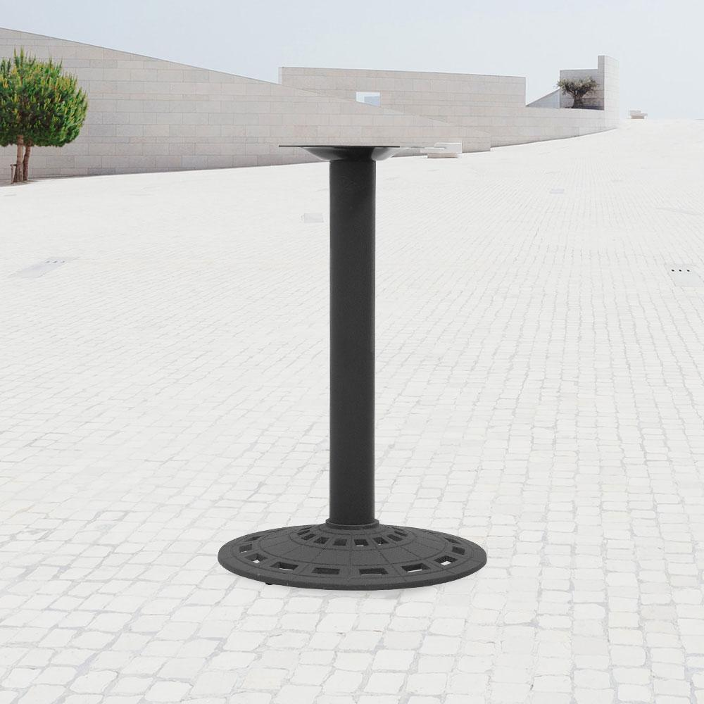2903 Series Cast Iron Round Table Base #base size_18''