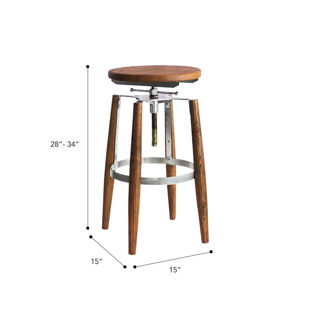 Auburn Stool #color_Ash