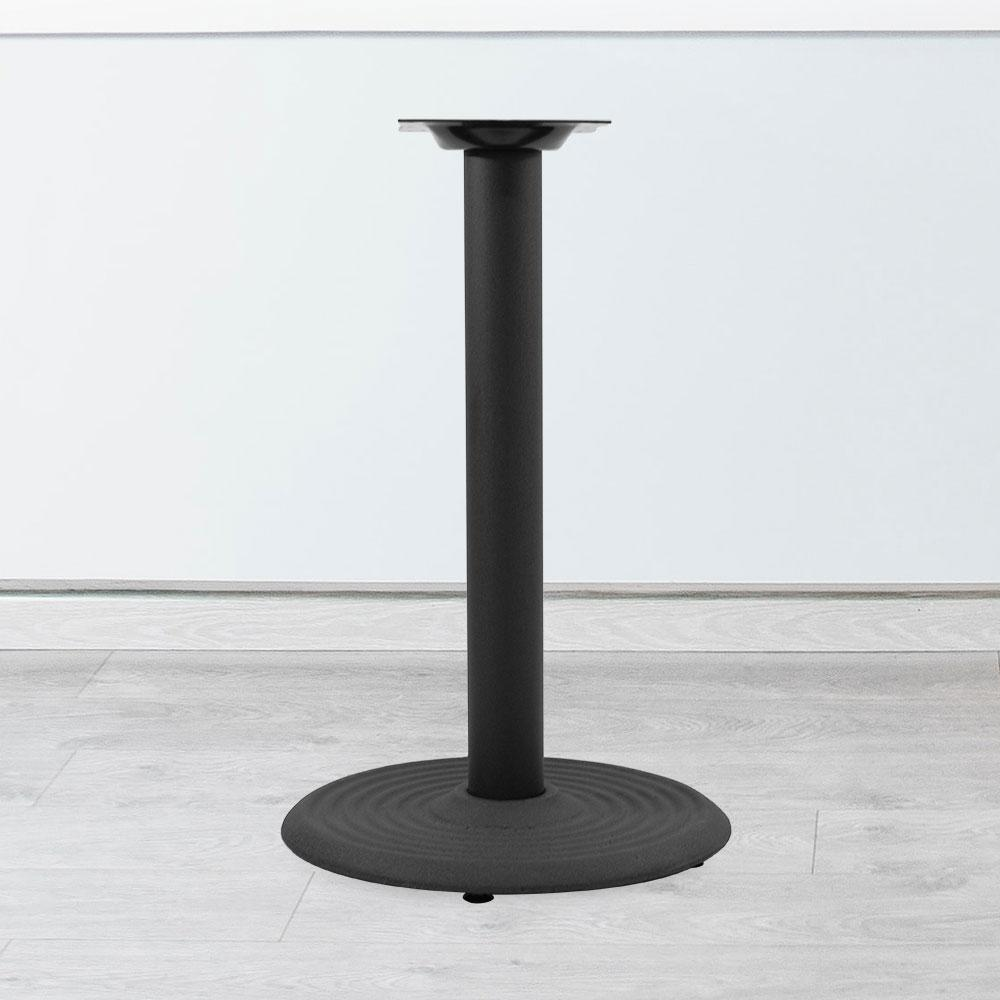 B400 Black Table Base #base size_18''