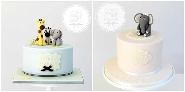 Cove Cakes Christening and Birthday Cakes