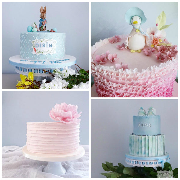 Sweet Art bakery Christening and First Birthday Cakes