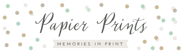 Papier Prints - New Baby Presents, Christening Gifts & Personalised Prints
