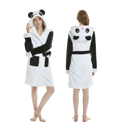 Kids Multiple Animal  Bathrobes