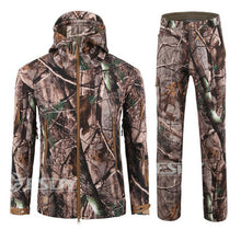 Load image into Gallery viewer, Tactical Jackets Men Outdoors Hunting Clothes Windproof