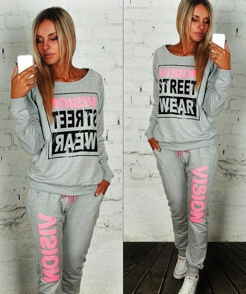 Women Jogging Suit